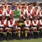 Feyenoord elftalfoto 1978 - 1979