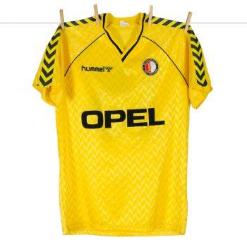 1987-1988 - OPEL Hummel Feyenoord Europacup Uitshirt - Nr 15
