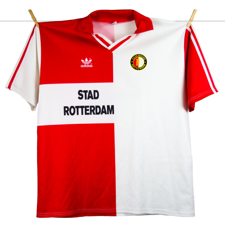 1991 - 1992, Europacup Thuisshirt