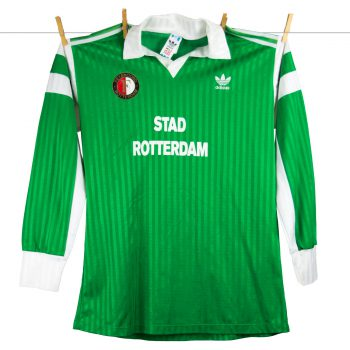 1991 - 1992, Europacup Uitshirt, Monaco en Spurs