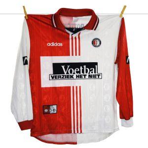1997 - 1998, Nr. 4 - Voetbal Verziek het Niet speciale uitgave, thuisshirt (proefdruk)