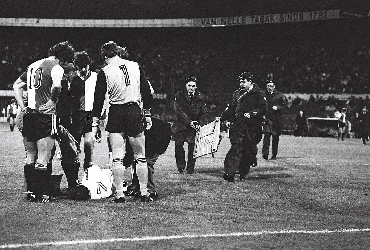 26-9-1981, Feyenoord - FC Utrecht (1-0)