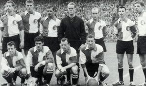 Feyenoord Elftalfoto 1957-1958