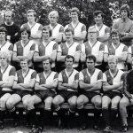 Feyenoord Elftalfoto 1971 - 1972