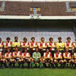 Feyenoord Elftalfoto 1977 - 1978