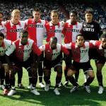 18-09-2005 Elftal Feyenoord-Heerenveen (5-1) De Kuip