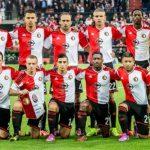 Feyenoord elftalfoto 2014 - 2015