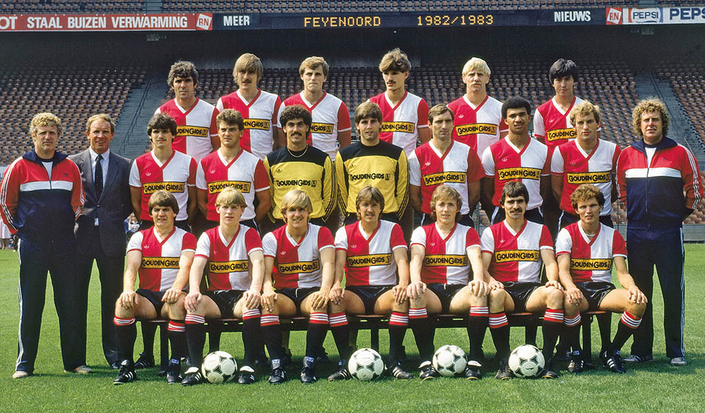 Feyenoord selectie 1982-1983
