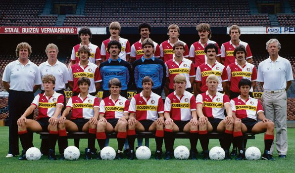 Feyenoord selectie 1983-1984