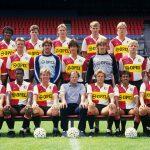 Feyenoord selectie 1986-1987