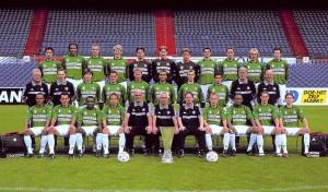 Feyenoord selectie 2002 - 2003