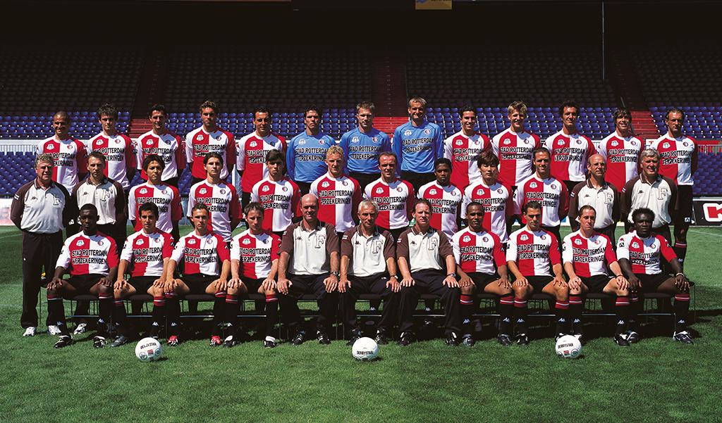 Feyenoord selectie 2003 - 2004