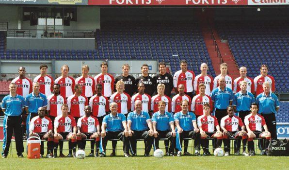 Feyenoord Selectie 2006 - 2007