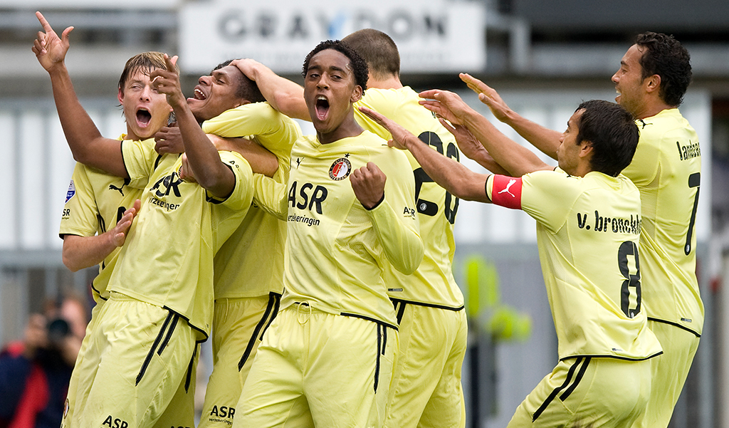 Feyenoord selectie 2009 - 2010