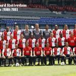 Feyenoord elftal 2010 - 2011