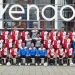 Feyenoord elftalfoto 2011 - 2012