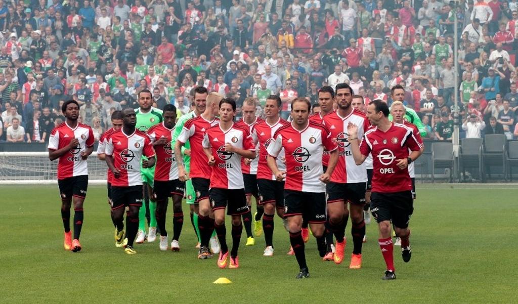 Feyenoord elftal 2014 - 2015