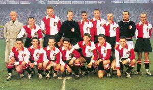 Feyenoord Selectiefoto 1956-1957