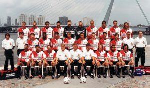 Feyenoord Selectiefoto 1997-1998