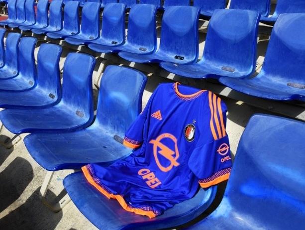 Feyenoord uittenue 2015 - 2016