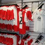 Feyenoord shirts puma 2010 - 2011