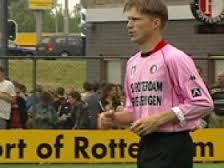 Roze keepersshirt Feyenoord